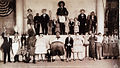 Congress of Freaks at Ringling Brothers, 1924.jpg