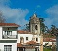 Conjunto Histórico Artístico de Lastres, iglesia.jpg