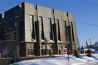 Greater North Central Francophone Education Region No. 2 - Conseil scolaire Centre-Nord board office