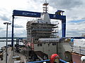 Construction of HMS Queen Elizabeth MOD 45157280.jpg