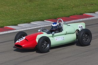 Cooper T51 - 1960 Yeoman Credit Racing T51