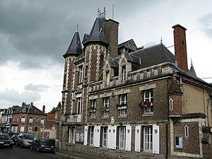 Corbie - Town hall