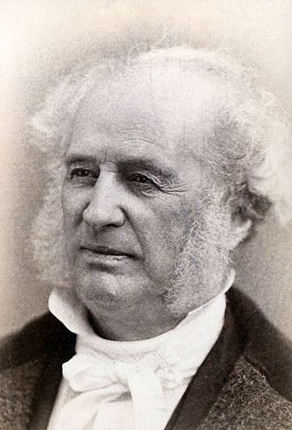 Cornelius Vanderbilt - Vanderbilt in later life