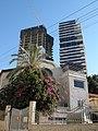 Corner of Gruzenberg and Kalischer st. Tel Aviv - panoramio.jpg