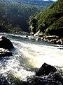 Corredeira pós cachoeira do Rio dos Pardos - Porto União-SC (Distr.Stª Cruz do Timbó) By ROLF GUENZE - panoramio.jpg