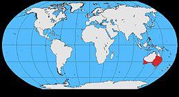 Corvus coronoides map