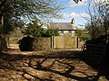 Cottage at Bickleigh Farm - geograph.org.uk - 1242875.jpg