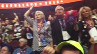 "File:Counter-chant of ""We want Trump"" on floor of 2016 RNC (in response to those supporting the ""Delegates Unbound"" rule-change).webm"