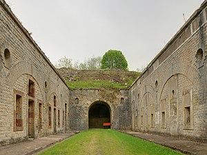Héricourt, Haute-Saône - Image: Cour