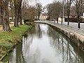Cours Eau Fossé Enceinte Place Éperon - Pont-de-Veyle (FR01) - 2020-12-03 - 2.jpg