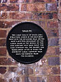 Coventry Canal Basin vaults plaque.jpg