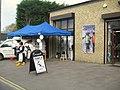 Coyoti Ski & Snowboard shop and its Penguin Cowbridge Vale of Glamorgan South Wales -441446 775778 - panoramio.jpg