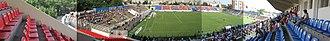 SCM Gloria Buzău - Image: Crang stadium