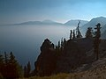 Crater Lake filled with smoke (4333317406).jpg
