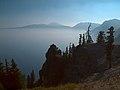 Crater Lake filled with smoke (4333317406).jpg