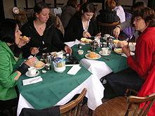 Grantchester Tea Room Cambridge