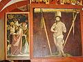 Creussen, Ortsteil Lindenhardt, St.Michael-Kirche, 26.09.08 (06) (Altar, hintere Seite, Lindenhardter Altar von Matthias Grünewald).JPG