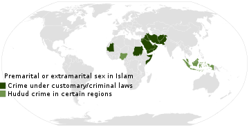 Muslims and premarital sex