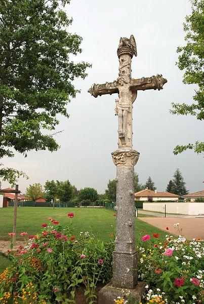 Croix de chemin de Feillens, (Classé, 1927)