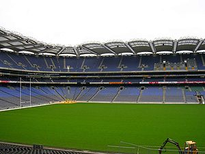 2010 All-Ireland Senior Hurling Championship Final - Croke Park, the venue for the 2010 final
