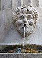 Crostolo Statue Detail - Piazza del Duomo, Reggio Emilia, Italy - October 11, 2010 01.jpg