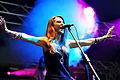 Crystal Fighters @ Wellington Square (25 9 2011) (6202563336).jpg