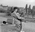 Családi fotó, 1959. Fortepan 13684.jpg