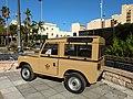 Cuerpo Nacional de Policía (España), automóvil Land Rover Santana 88 Especial, CPN 8001 S (44903438382).jpg
