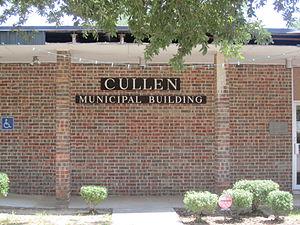 Cullen, Louisiana - Cullen Municipal Building
