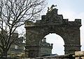 Culzean Castle Courtyard Archway - panoramio.jpg