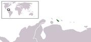 Curacao Location