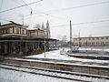 Düren ~ Blick von der Schnellfahrstrecke Köln–Aachen ~ Januar 2015 (8).JPG