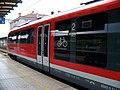 Děčín hlavní nádraží, Desiro do Dolního Žlebu (03).jpg