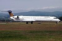 D-ACNH - CRJ9 - Lufthansa