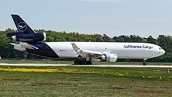 McDonnell Douglas MD-11F of Lufthansa Cargo