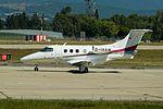 D-IAAW Embraer EMP 500 Phenom100 E50P - AZE (29184592906).jpg