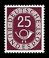 DBP 1951 131 Posthorn.jpg