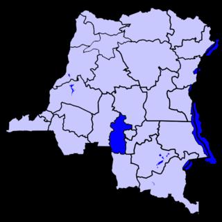 Lulua District District in Kasai-Occidental, Democratic Republic of the Congo