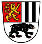 Das Wappen von Bad Berleburg