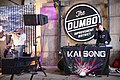 DJ Kai Song setting up in the DUMBO Archway.jpg