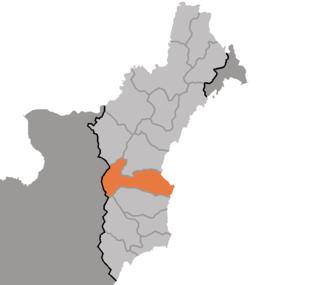 Orang County County in North Hamgyong Province, North Korea
