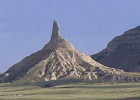 Image illustrative de l'article Chimney Rock (Nebraska)