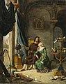 DURUPT Héloïse et Abélard (la leçon d'astronomie).jpg