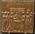 Da valerio belli, cristo davanti alla croce, 1530-50 ca..JPG