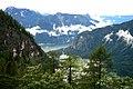 Dachstein pohled na jezero 1.jpg