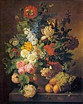 Dael, Jan Frans van - Flower Still Life - 1811.jpg