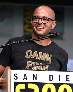 Damon Lindelof San Diegon Comic-Conissa 2017.
