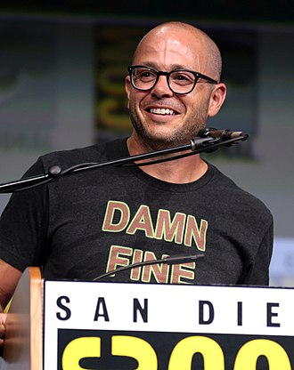 Damon Lindelof - Lindelof at the 2017 San Diego Comic-Con