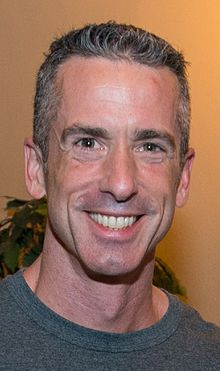 Dan Savage at Inforum (9460747644) (cropped to Savage).jpg
