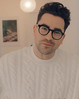 Dan Levy (Canadian actor) Canadian actor, writer, director, and producer